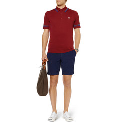 Slowear Incotex Slim-Fit Corduroy Shorts