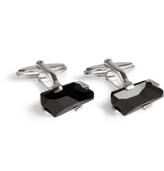 Lanvin Crystal Cufflinks