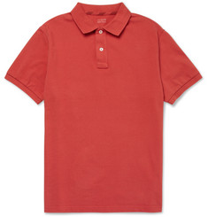 J.Crew Cotton-Piqué Polo Shirt