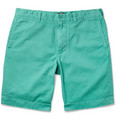 J.Crew - Stanton Cotton-Twill Shorts
