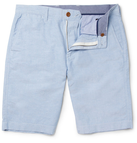 J.Crew Cotton Oxford Shorts