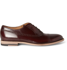Paul Smith Shoes & Accessories Bill Leather Oxford Brogues