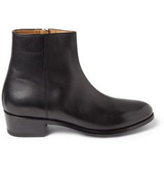 Paul Smith Shoes & Accessories Ollis Zipped Leather Boots