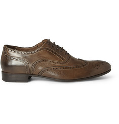 Paul Smith Shoes & Accessories Miller Leather Wingtip Brogues