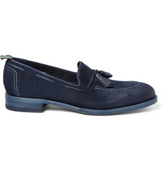 Paul Smith Shoes & Accessories Graham Tasselled Suede Loafers