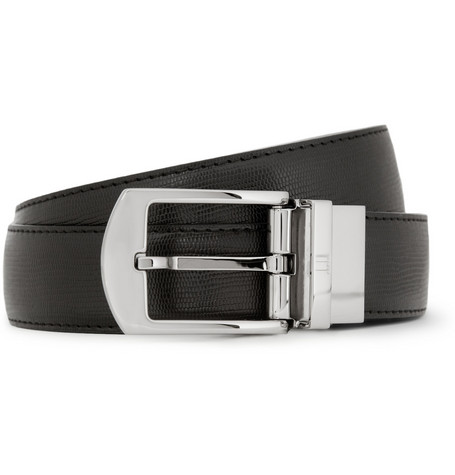 Alfred Dunhill Cut-To-Fit Leather Belt