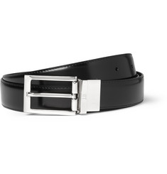 Dunhill - 3cm Cut-to-Fit Reversible Leather Belt