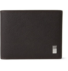 Dunhill Side Car Textured-Leather Billfold Wallet