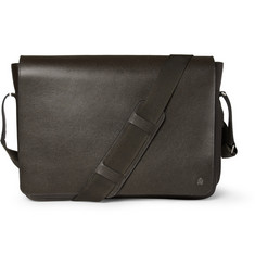 Dunhill Bourdon Textured-Leather Messenger Bag
