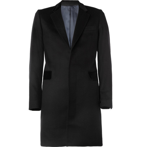 Acne Manor Wool and Cashmere-Blend Overcoat