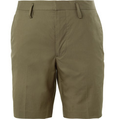 Marc by Marc Jacobs Olive Harvey Cotton-Twill Suit Shorts