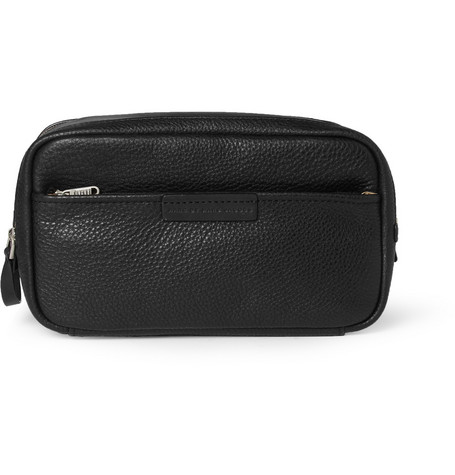Marc by Marc Jacobs Dopp Kit Full Grain Leather Wash Bag