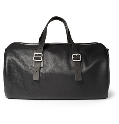 Marc by Marc Jacobs Full-Grain Leather Holdall Bag
