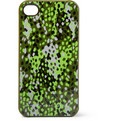 Marc by Marc Jacobs - Designer-Embossed Silicone iPhone 4 Case