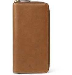 Mulberry Leather Travel Wallet