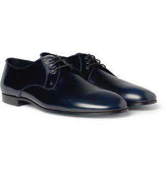 Burberry Prorsum Leather Derby Shoes