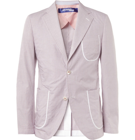 Junya Watanabe Slim-Fit Unstructured Cotton Blazer