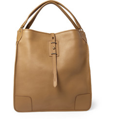 Belstaff Tye Full-Grain Leather Tote Bag