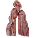 Paul Smith Shoes & Accessories Striped Woven Scarf