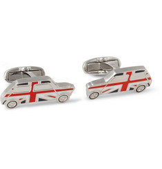 Paul Smith Shoes & Accessories Union Jack Mini Cufflinks