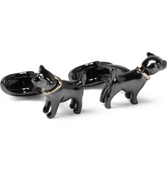Paul Smith Shoes & Accessories Nodding Dog Cufflinks