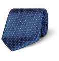 Paul Smith - Spotted Silk Tie