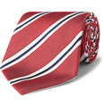 Paul Smith Shoes & Accessories - Striped Silk Tie