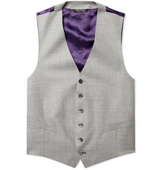 Paul Smith London Kensington Wool Waistcoat