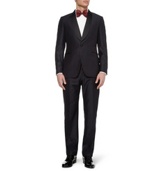 Paul Smith London Navy Abbey Slim-Fit Wool Tuxedo