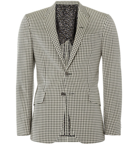 Paul Smith London Abbey Slim-Fit Cotton Blazer