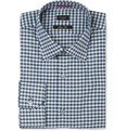 Paul Smith London - Blue Gingham Check Cotton Shirt