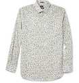 Paul Smith London - Flower-Print Cotton Shirt