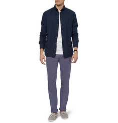 Paul Smith London Slim-Fit Cotton Trousers