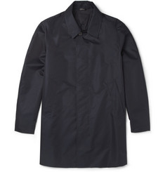 Jil Sander Lightweight Cotton-Blend Rain Coat