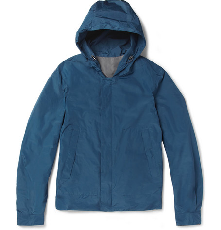 Jil Sander Reversible Hooded Lightweight Jacket