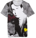 Balenciaga - Printed Cotton-Jersey T-Shirt