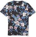 Balenciaga - Tropical-Print Cotton-Jersey T-Shirt