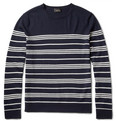 A.P.C. - Striped Wool Sweater