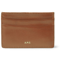 A.P.C. Leather Cardholder