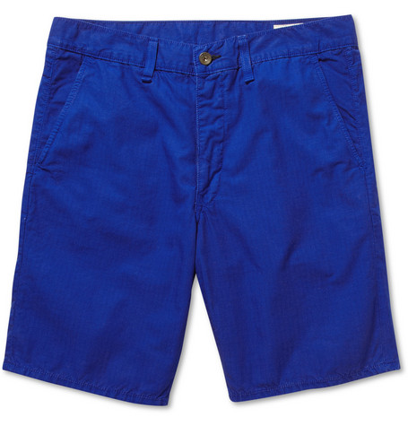 Rag & bone Blade Cotton Shorts