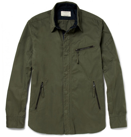 Rag & bone Hendon Cotton-Blend Jacket