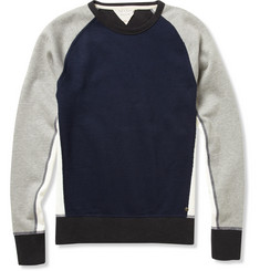 Rag & bone Loopback Cotton-Blend Sweatshirt