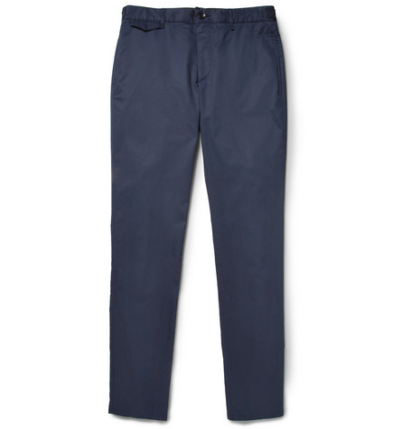 Rag & bone Recruit Lightweight Cotton Trousers
