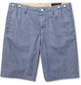 Rag & bone - Cotton-Dobby Shorts