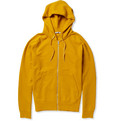 Acne Studios College Loopback Cotton Hoodie