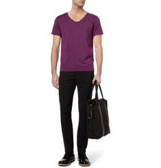Acne Limit Cotton-Jersey T-Shirt
