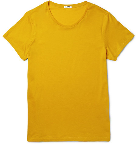 Acne Studios Standard Cotton-Jersey T-Shirt