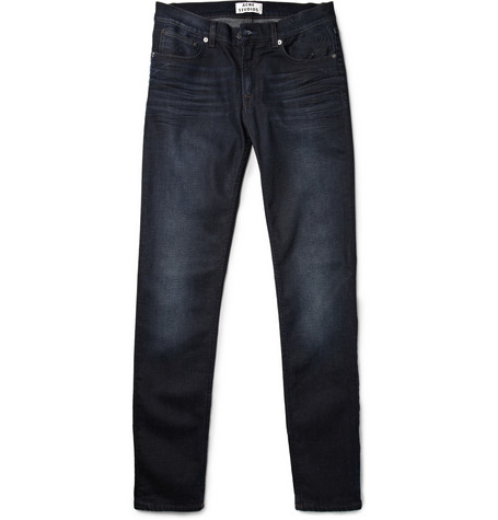 Acne Studios Ace Oreo Slim-Fit Denim Jeans