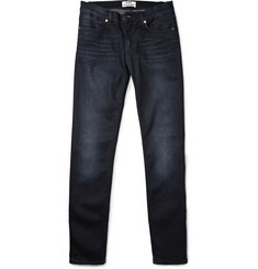 Acne Ace Oreo Slim-Fit Faded Jeans