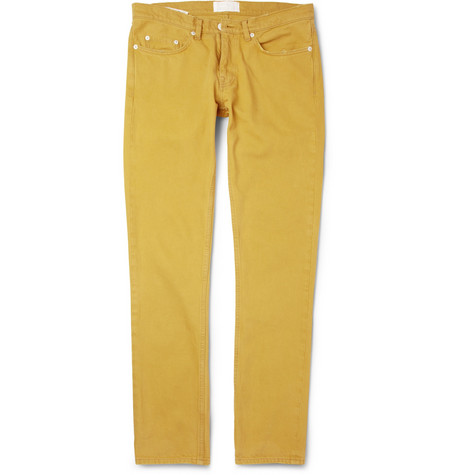 Acne Studios Vega OD Slim-Fit Denim Jeans